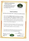 Halal Consultations Accreditation 2018-2019