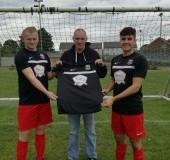Highbury sponsor Prees FC