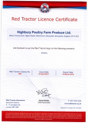 Red Tractor 2017/18